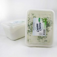 Cream Cheese Herbs - 1Kg