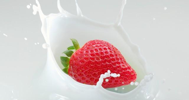Fruit -yoghurt & Vla